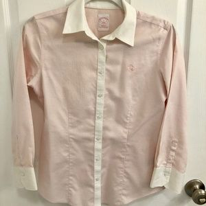 Brooks Brothers Tailored Fit 3/4 sleeve